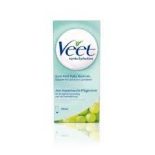 Veet Anti Haaringroei Verzorgingscreme 100 ml