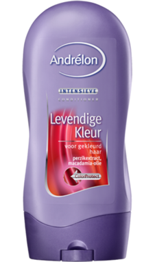 Andrelon Conditioner Levendige Kleur 300 ml