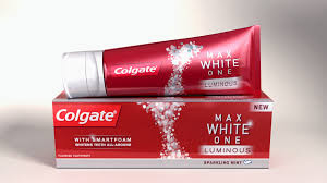 Colgate Max White One Luminous Tandpasta 75 ml