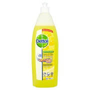 Dettol Spray & Wipe 1000 ml Citrus