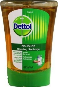 Dettol Wasgel No-Touch Orginal Navulling 250 ml