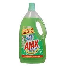 Ajax Allesreiniger Lentebloem 2000 ml