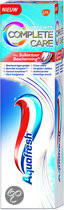 Aquafresh Complete Care Gentle White Tandpasta 75 ml