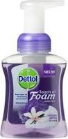 Dettol Touch of Foam Handzeep Orchidee Vanille 250 ml