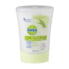 Dettol Wasgel No-Touch Hydraterende Aloë Vera Navulling 250 ml