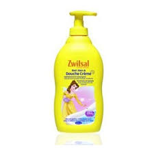 Zwitsal Bad & Douchecreme Girls Prinses Pomp 400 ml