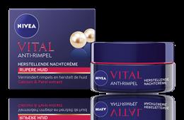 Nivea Vital Calcium Herstellende Nachtcrème