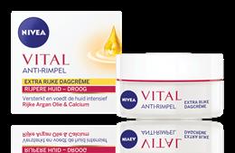 Nivea Vital Calcium Extra Voedende Dagcrème