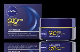 Nivea Q10 Plus Nachtcrème