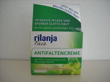 Rilanja Face Anti Rimpelcrème