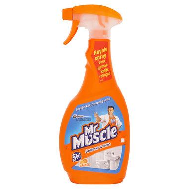 Mr Muscle Spray Bad-Totaal 750 ml