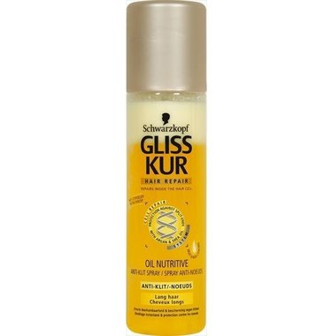 Gliss Kur Anti-Klit Oil Nutrive Haarspray 200 ml