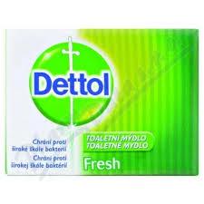 Dettol Zeep Fresh 100 gram