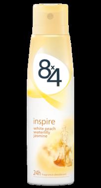 8x4 Deospray Inspire 150 ml