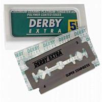 Derby Extra Scheermesjes Dubbelzijdig 5 stuks