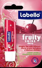 Labello Fruity Shine Cherry 4,8 gr.