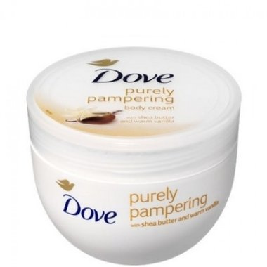 Dove Bodycrème Purely Pampering Sheaboter & Vanille voedende 300 ml