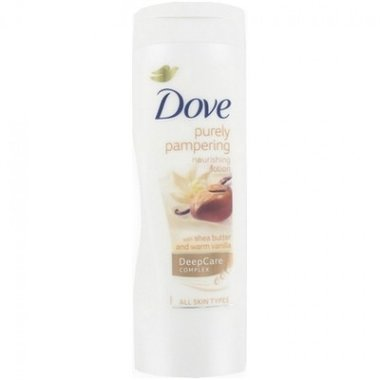 Dove Bodylotion Purely Pampering Sheaboter & Warme Vanille 400 ml