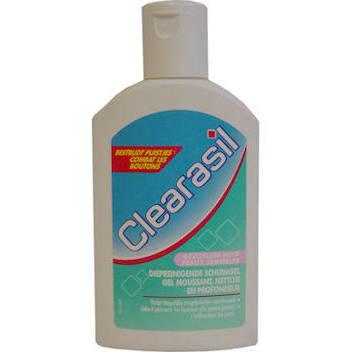 Clearasil Diepreinigende Schuimgel Normale Huid 150 ml