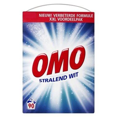 Omo Wasmiddel Stralend Wit 90 scoop
