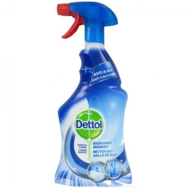 Dettol Spray Badkamer Reiniger Anti-Kalk 500 ml