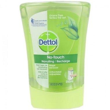 Dettol Wasgel No-Touch Groene Thee Navulling 250 ml