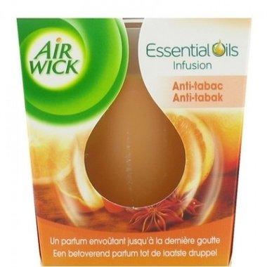 Airwick Geurkaars Essential Oils Anti-Tabak 105 gr.