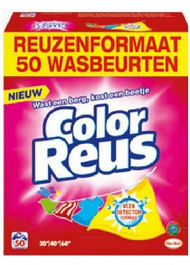 Color Reus Waspoeder 50 scoop