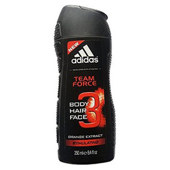 Adidas Douchegel Team Force 3 in 1 250 ml