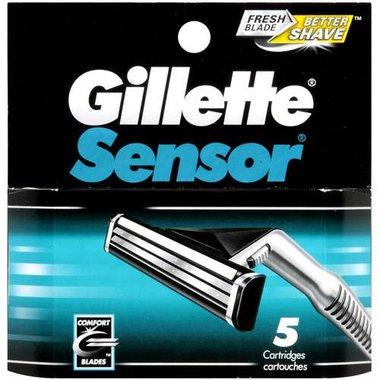 Gillette Sensor scheermesjes (5st.)