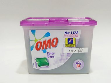 OMO Wasmiddel capsules Color