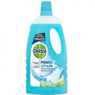 Dettol Power & Fresh Katoenfris Allesreiniger 1500 ml