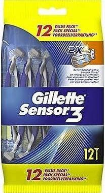 Gillette Sensor 3 Wegwerpmesjes