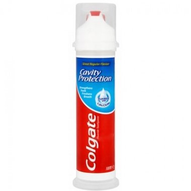 Colgate Tandpasta Pomp Cavity Protection 100 ml
