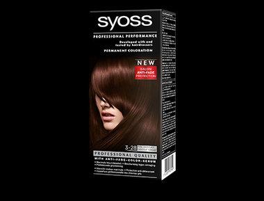 Syoss Haarverf 3-28 Pure Chocolade