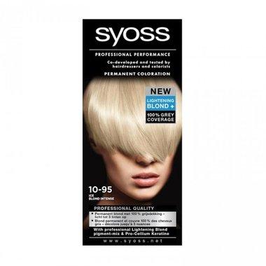 Syoss Haarverf 10-95 Lightening Blond Ice