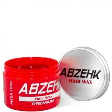 Abzehk Haarwax Rood Mega Look 150 ml.