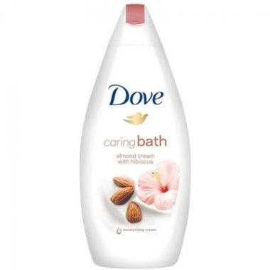Dove Badcrème Purely Pampering Almond 750 ml