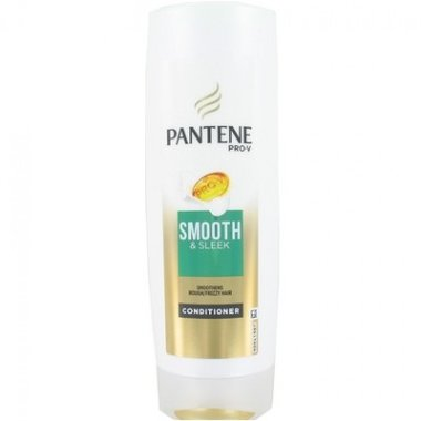 Pantene Conditioner Smooth & Sleek (Glad & Zijdezacht) 400 ml