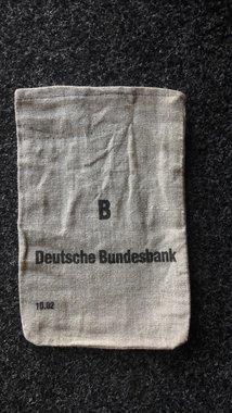 Orginel Linnen geldzakken van de Deutsche Bundesbank B