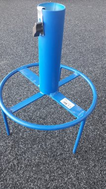 Parasolstandaard Rasendorn Extra Groot Blauw (Parasolvoet)