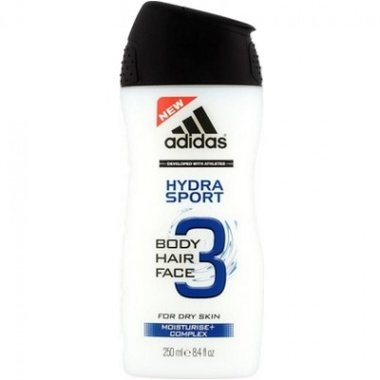 Adidas Douchegel Hydra Sport 3 in 1 250 ml
