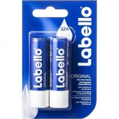 Labello Classic Duopack 2x4,8gr.
