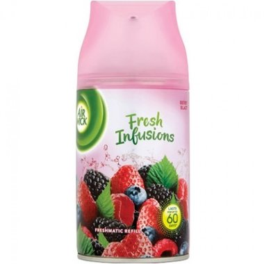 Airwick Freshmatic Max Berry Blast Navul 250 ml