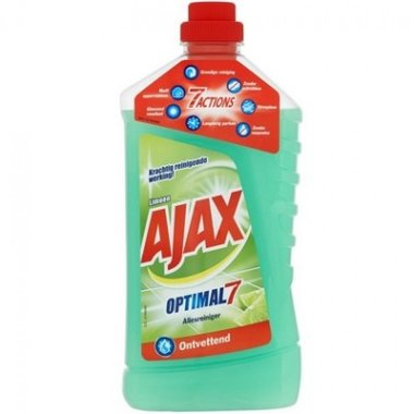 Ajax Allesreiniger Optimal 7 Limoen 1000 ml