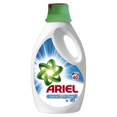 Ariel Wasmiddel Vloeibaar Lenor Fresh 40 scoops