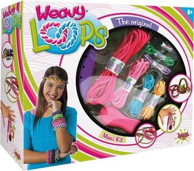 Weavy Loops The Original Maxi Kit Armbanden Knutselset
