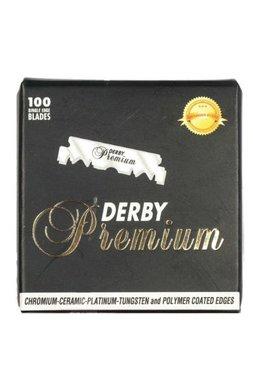 Derby Premium Professional Scheermesjes 100 stuks