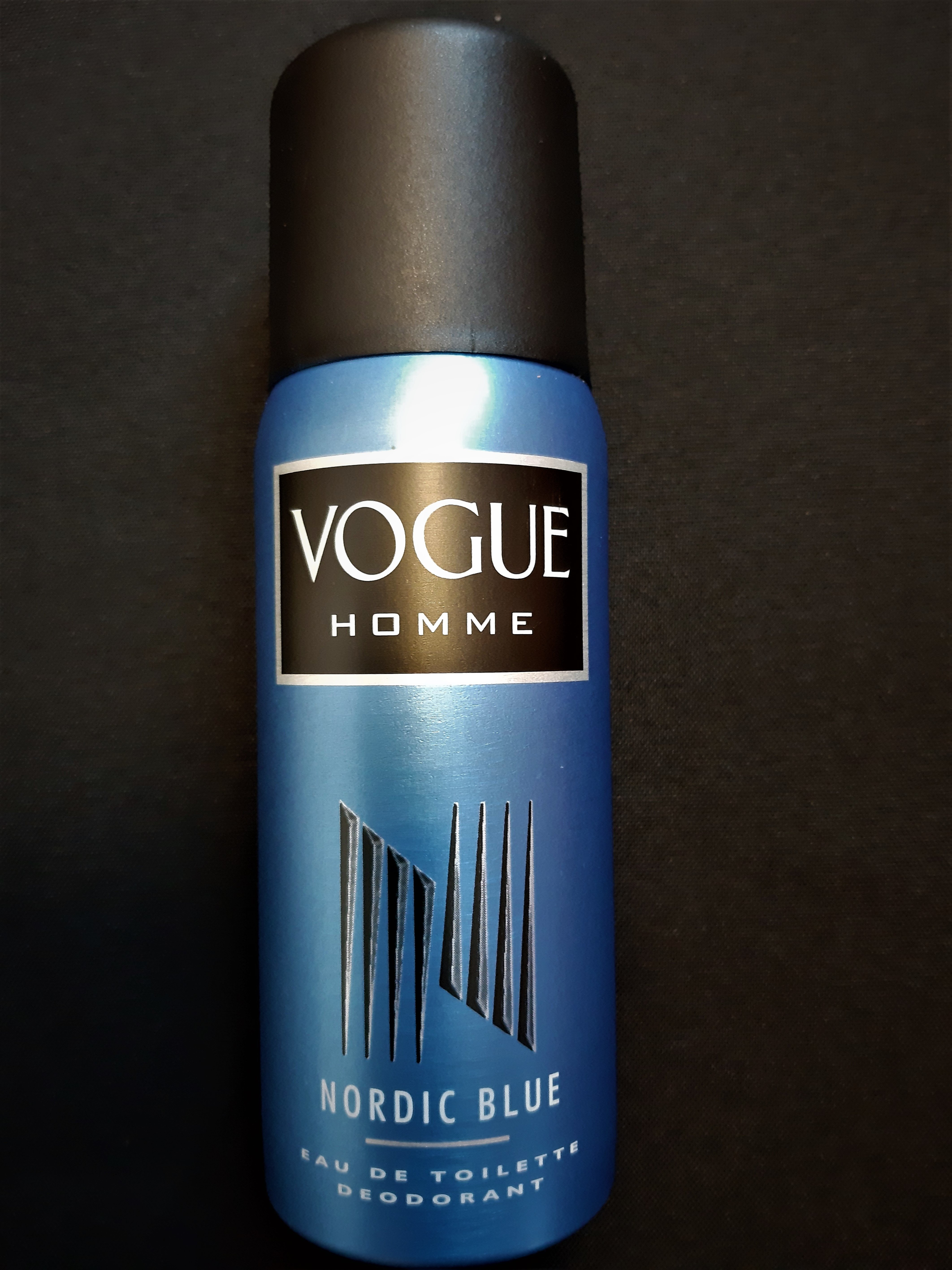 Vogue Men Nordic Blue Deospray 150 ml