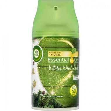 Airwick Freshmatic Max Essential Oils Winter Wonderland Navul 250 ml